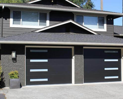Modern Tech. Our Modern Tech steel garage door ... & Mesa Garage Doors - Low Price Guarantee Garage Doors