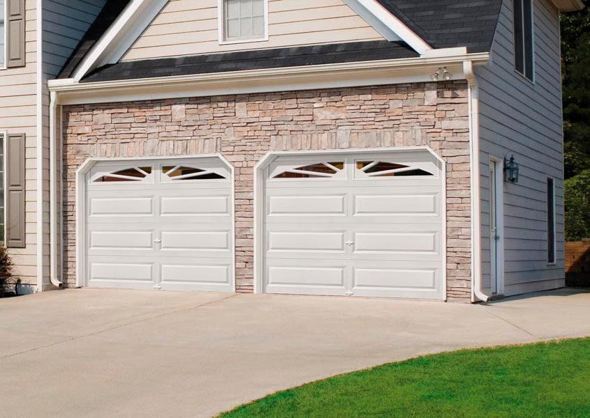 Mesa garage doors low price guarantee garage doors for Low cost garage