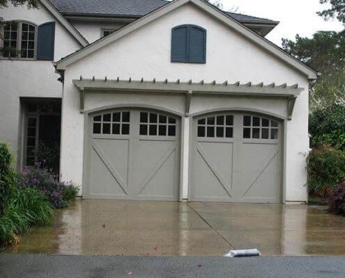 175 off bronze series single car garage door