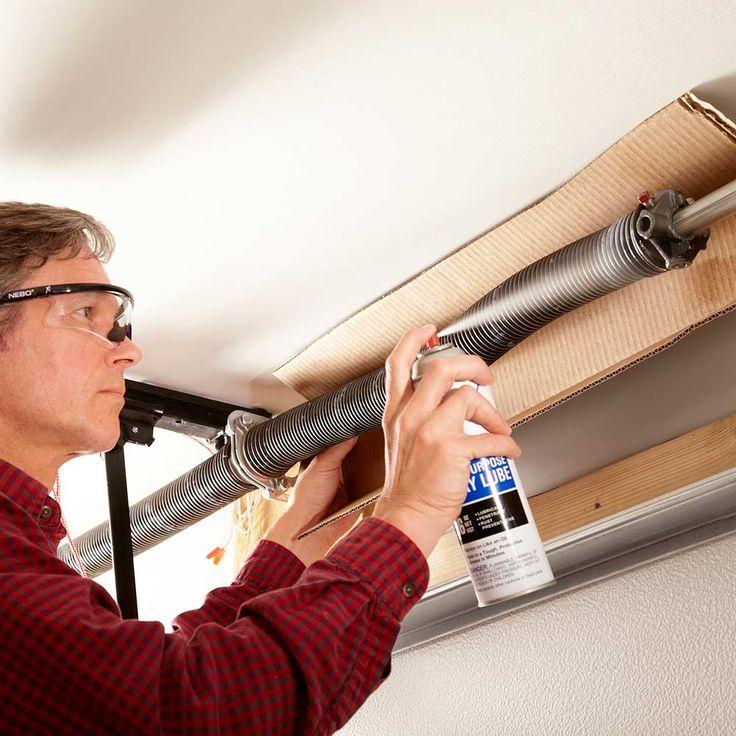 Garage Door Maintenance Tips Save Your Garage Door With These