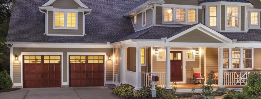 garage door replacements