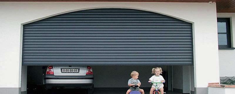 rollup garage doorRoll Up Doors The Many Benefits of Installing Roll Up Garage Doors
