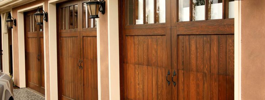 Match Garage Door to House Style